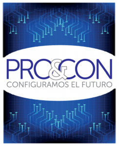 Logo Proycon vertical